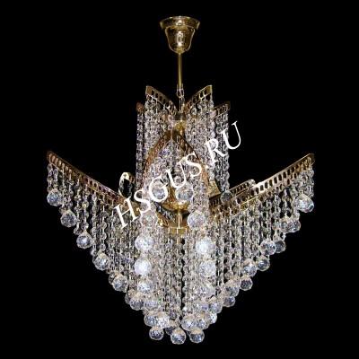 Лилия № 2 Шар 5 ламп