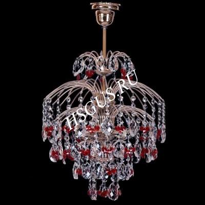 Брызги 3 лампы Рябина Красная