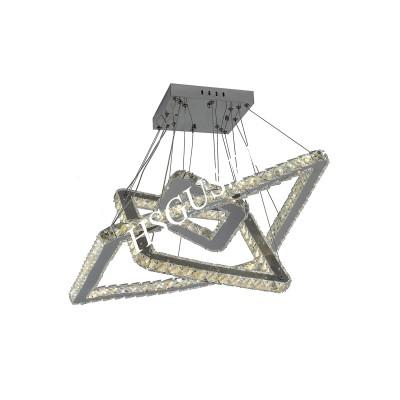 Светодиодная LED -551102 люстра с пультом