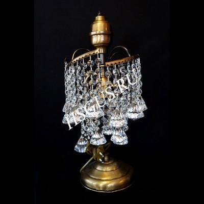 Настольная лампа Виноград Конус